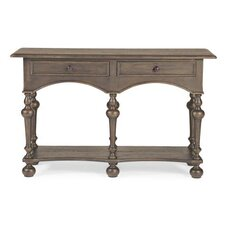 Belgian Oak Console Table