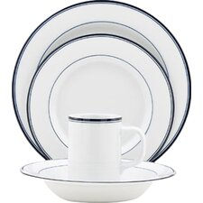 Concerto Allegro Blue 4 Piece Place Setting, Service for 1