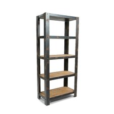"Dogwood 74"" Etagere Bookcase"