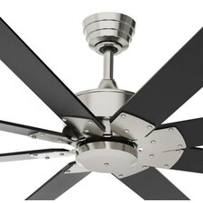 "72"" Levon Custom 8 Blade Ceiling Fan with Remote"