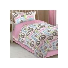 Peace and Love Sheet Set