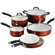 Style Ceramica 10 Piece Cookware Set