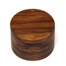 Wayfair Basics Salt Box with Swivel Cover