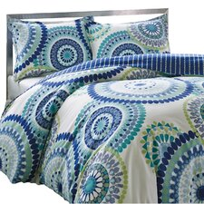 Abbad Reversible Comforter Set