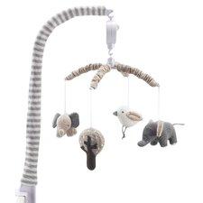 Elephants Musical Mobile