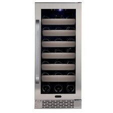 33 Bottle Elite Series Single Zone Convertible Wine Cooler