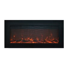 Sideline Steel™ Wall Mount Electric Fireplace