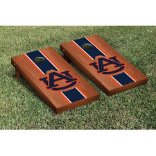 NCAA Rosewood Stained Cornhole Game Set