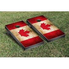 Country Flag Cornhole Game Set