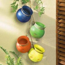Terracotta Hanging Planter (Set of 4)