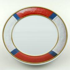 Decorated Melamine Life Preserver Non-skid Platter (Set of 2) (Set of 2)