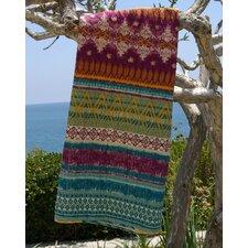Yesilkoy Cotton Throw Blanket