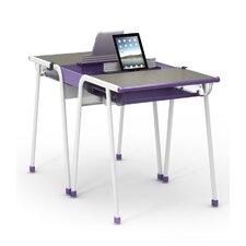 "A&D Wood 28"" Multi-Student Desk"