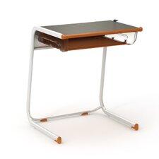 """A&D Laminate 30"""" Open Front Desk"""