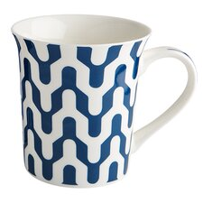 Geo Zigzag Mug (Set of 4)