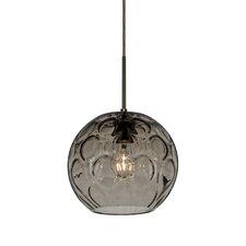 Bombay 1-Light Mini Globe Pendant