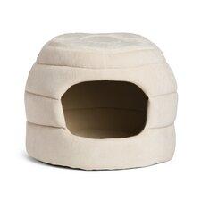 2-in-1 Honeycomb Hut Cuddler