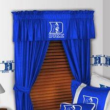 "NCAA 88"" Duke Blue Devils Curtain Valance"