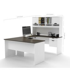 Innova U-Shape Executive Desk