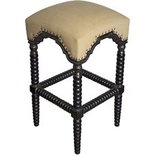 Abacus 30 Bar Stool by Noir