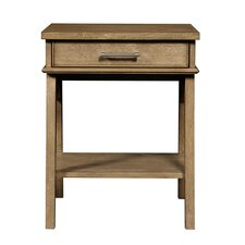 Chelsea Square 1 Drawer Nightstand