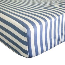 Luca Fitted Crib Sheet