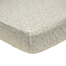 Nuit Fitted Crib Sheet