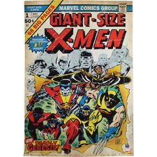 Stan Lee Signed X-Men Stan Lee Auth Vintage Advertisement