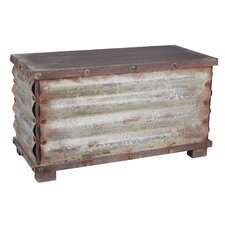 Corrugated Coffee Table trunks  by Household Essentials