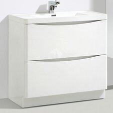 Stanhope 90cm Free-standing Vanity Unit