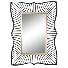 Loren Iron Wall Mirror