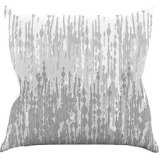 Drops by Frederic Levy-Hadida Throw Pillow