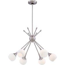 Drexler 6-Light Sputnik Chandelier