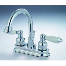 Standard Bathroom Faucet Double Handle