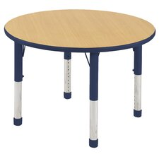 30'' Circular Activity Table