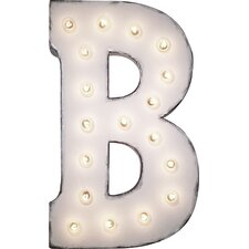 Marquee Sign Letter