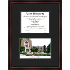NCAA MIT Diploma Picture Frame