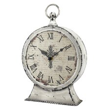 Stonebriar Faith Table Clock