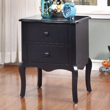 Bethany 2 Drawer Nightstand