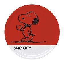 6-tlg. 6-tlg. Pizzateller-Set Snoopy