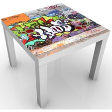 Graffiti Child's Table