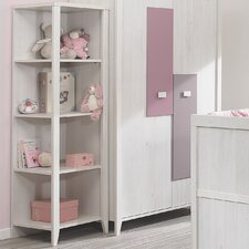 Charly 153cm Bookcase
