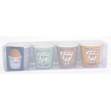 Specialist 4 Piece Egg Cup Set