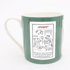 Matt Health Service Mug (Set of 6)