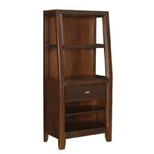 Tribecca 1 Drawer Bookcase Nightstand