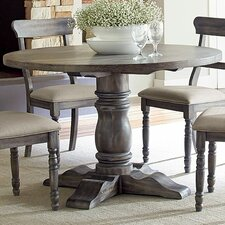 quick view snellville dining table - Pedestal Kitchen Table