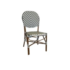 Cade French Café Stacking Dining Side Chair