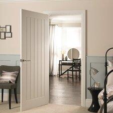 Newark 5 Panel Woodgrain Internal Door