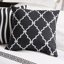 Reuter Trellis Throw Pillow
