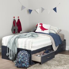 Ulysses Twin Mates Bed with 3 Drawers